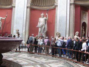 Voyage à Rome..... Le cinquième jour consacré au Vatican...