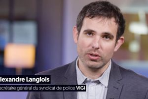 Alexandre Langlois | Dérives et dysfonctionnements de la Police Nationale