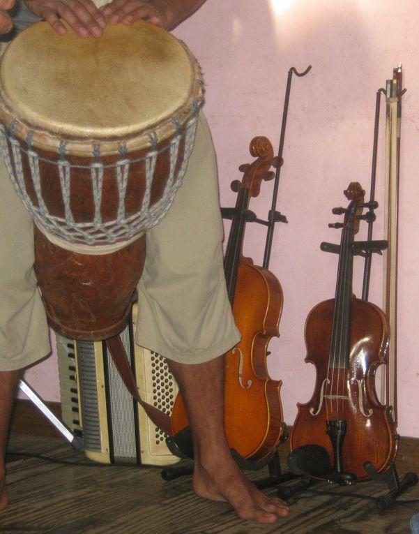 Album - Les-instruments