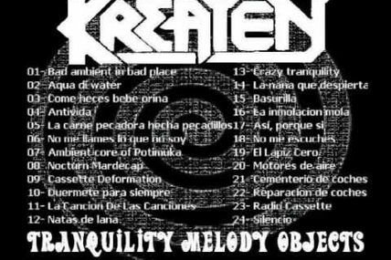 KREATEN V Tranquility Melody Objects official...