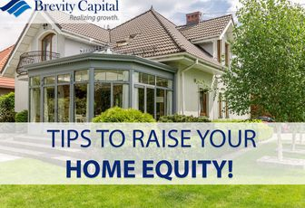 Tips to Raise your Home Equity
