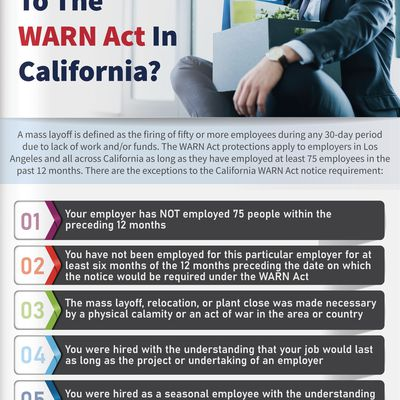 What Are The Exceptions To The WARN Act In California?