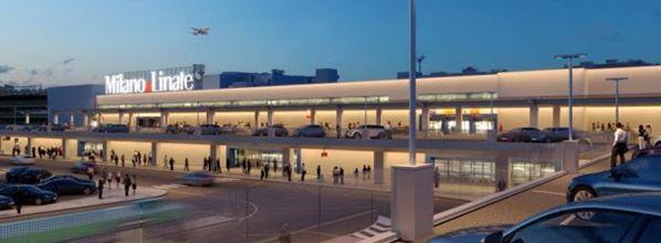 Une nouvelle esthétique pour l'aéroport de Milan Linate avec Corian® Exteriors