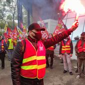 Début d'une grève dure à la Fonderie De Bretagne | Rapports de Force