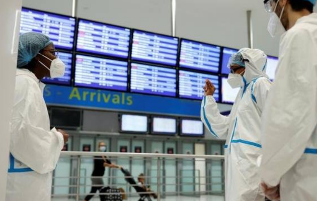 New Covid variants: France to impose quarantine on arrivals from four countries