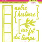 FDSDL016 : LOT DE 12 DIES TEMPS Fée du Scrap