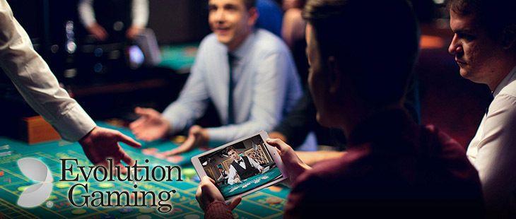 Les jeux en direct du logiciel Evolution Gaming débarquent sur Casino Extra