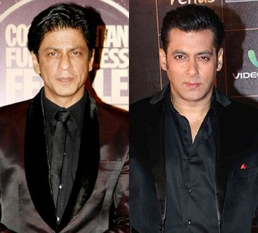 Things that brought Salman-Shah Rukh Khan together