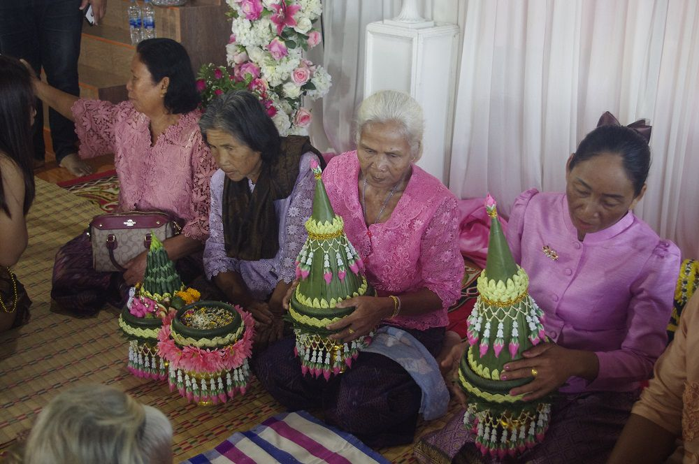 25 octobre 2020: Thaïlande : Invitation au mariage de Warissara et de Pradit