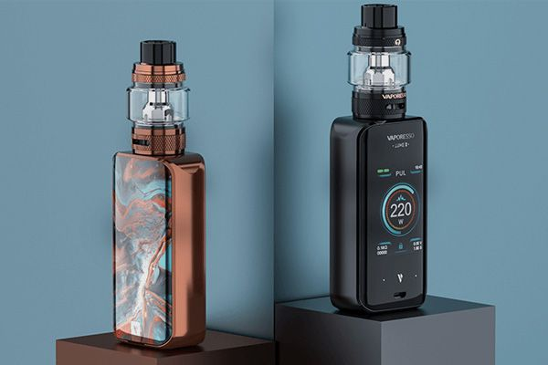 Text - Box - Luxe 2 de chez Vaporesso