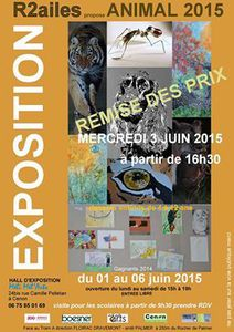 EXPOSITION « ANIMAL 2015 »