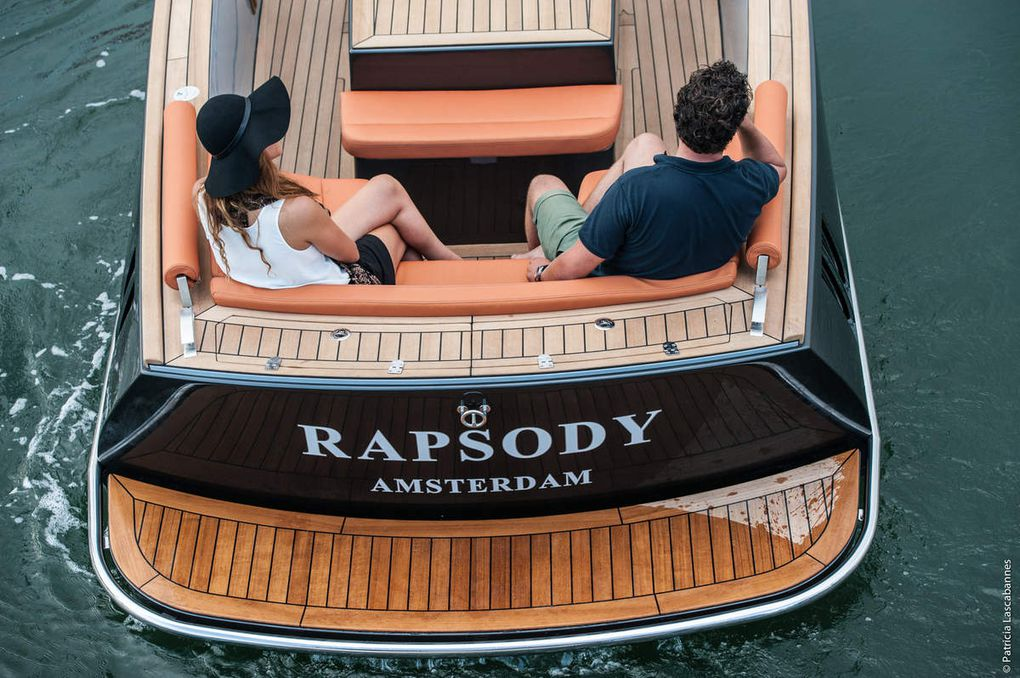 A new Tender, for the Rapsody Yachts shipyard