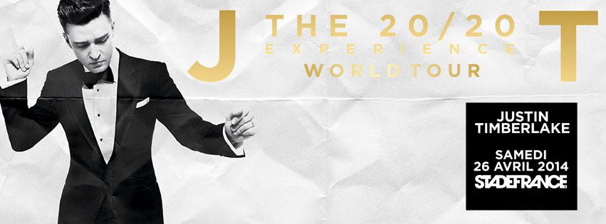 The 20/20 Experience World Tour sortira cet automne!