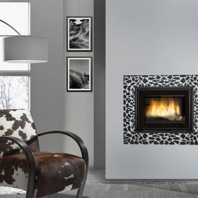 C800L Wood Burning Fireplace