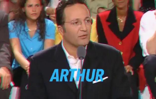 Arthur revient sur les 25 ans des Enfants de la télé