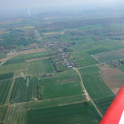 Vues Aériennes Actuelles  ( Vues DR400   F-GAEJ )