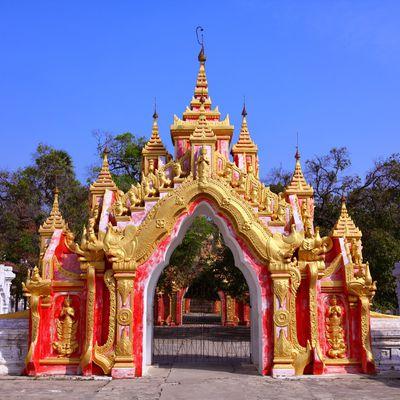 Mandalay: et encore des temples