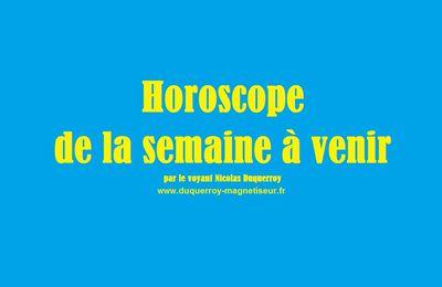 Horoscope du signe du zodiaque Poissons pour cette semaine du 11 au 17 décembre 2017