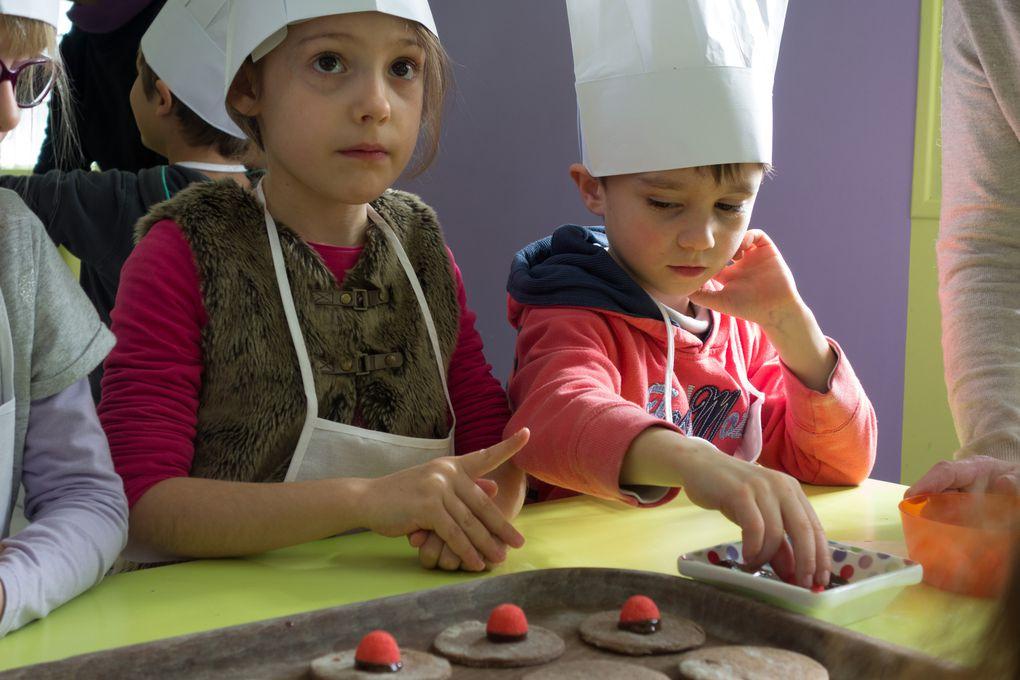 Atelelier des petits chefs