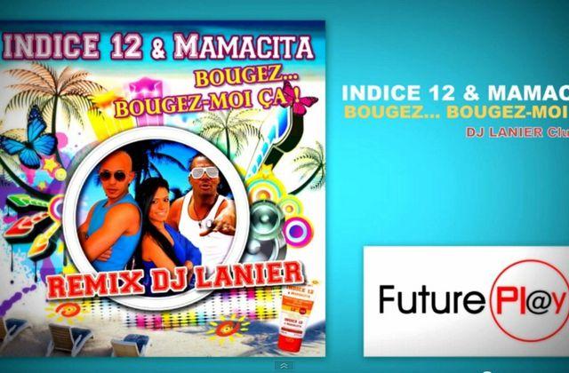[ELECTRO] INDICE 12 & MAMACITA - BOUGEZ ... BOUGEZ-MOI CA - 2012