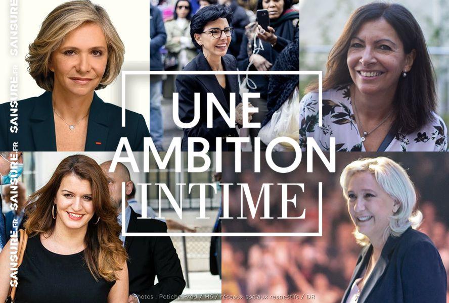 Les invitées politiques du prochain numéro d'Une Ambition Intime sur M6 ! #UneAmbitionIntime