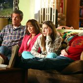 Clap de fin pour la série The Middle à l'issue de la saison 9. - Leblogtvnews.com