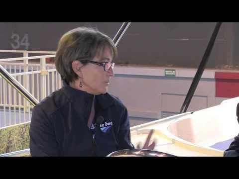 Interview vidéo Nautic 2012 - Le Boat surfe sur le tourisme fluvial