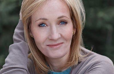 J.K. Rowling : le retour