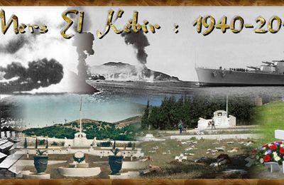 03 JUILLET 2010 - 70ème ANNIVERSAIRE DE LA TRAGÉDIE MARITIME DE MERS EL KEBIR (annonce 2)