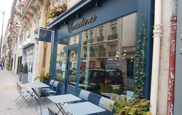 Variations Restaurant (Paris 11) : Une partition à 4 mains réussie