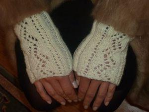 Des mitaines à tricoter...
