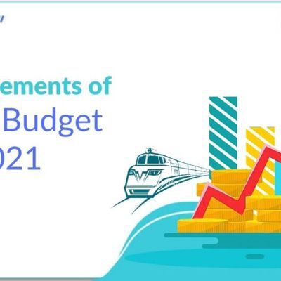 Announcements of Budget 2021