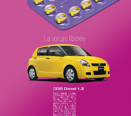 Quand Suzuki Swift procure de bonnes sensations...