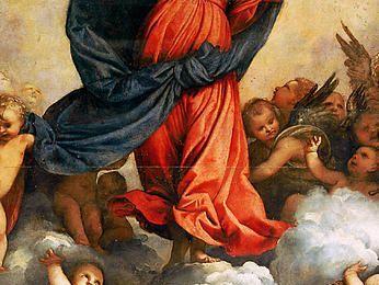Homélie pour la solennité de l'Assomption de la Vierge Marie | 2021
