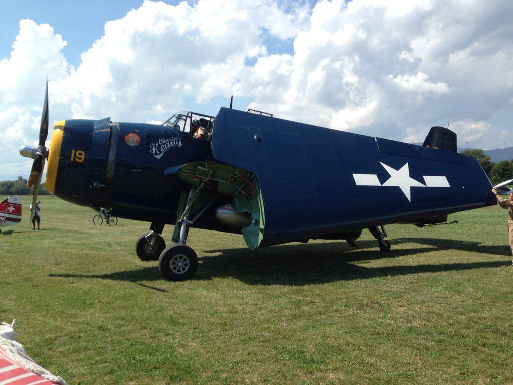 Prangins Airshow 2013