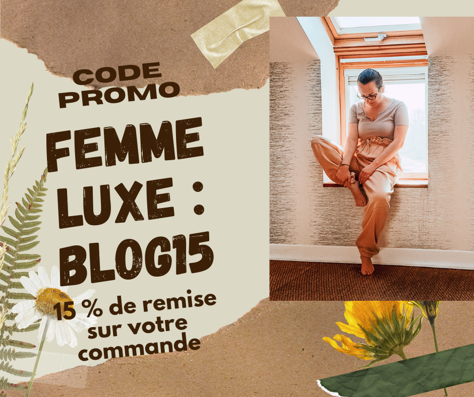 code réduction femme luxe finery blog