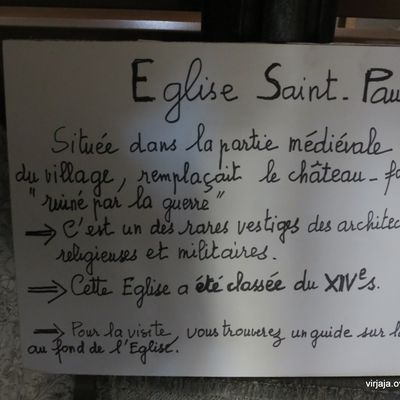Eglise st Paul