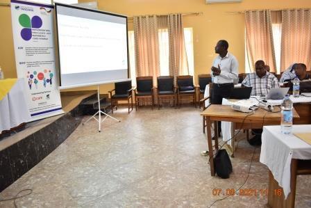 NDC - Stakeholder's Awareness Workshop in Zanzibar June  2021
