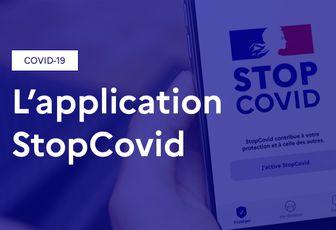 Covid-19 - téléchargement android ou apple