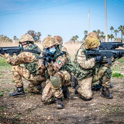 Barletta: VFP1 concludono addestramento Combat : pronti a servire il Paese