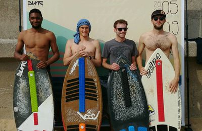 #1 Coupe de France de Skimboard - La Courance, a love story -