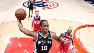 Les Spurs viennent à bout de Washington au terme d'un duel titanesque