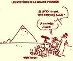 Grande Pyramide: la Chambre d'Amis