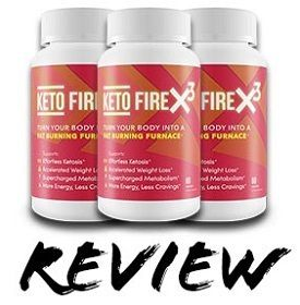 Keto Fire X3 - NO.1 Quick Weight Loss Results