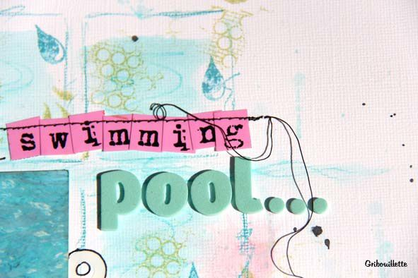 You like going to the swimming pool