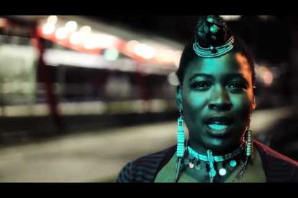 South African singer Thandiswa Mazwai ...about her work.