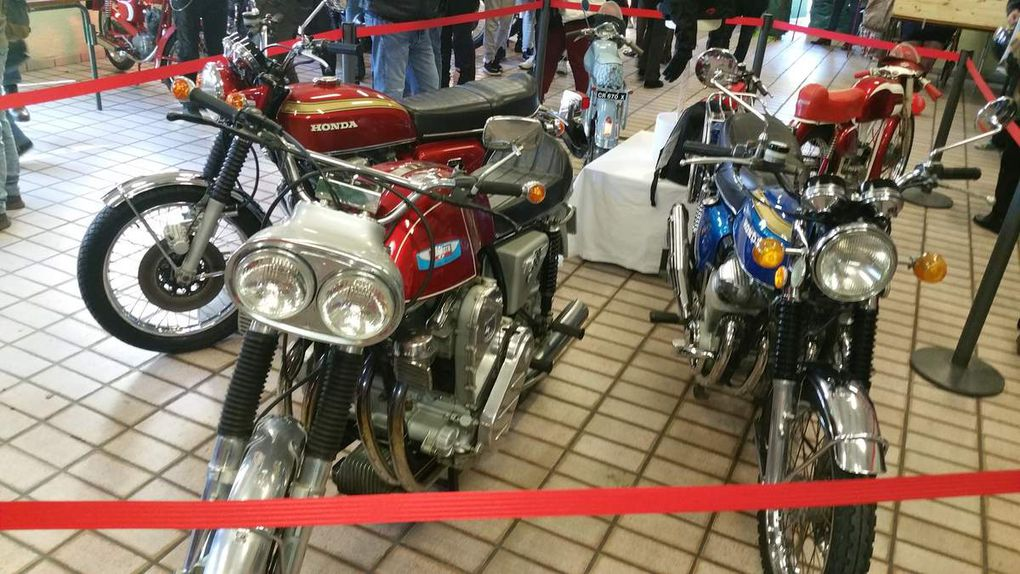 Bourse expo motos à Trilport : 21 octobre 2018