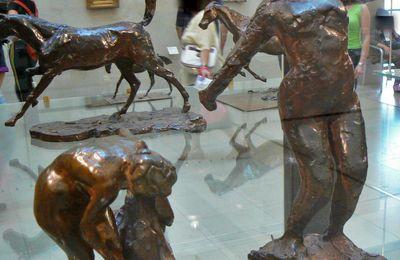 Edgar Degas, Bronzes fondus par A.A. Hébrard (2/2)
