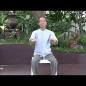 Qi Gong sur chaise