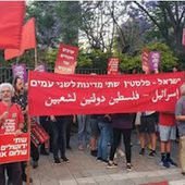 Israeli communists and leftists: STOP THE WAR IN GAZA